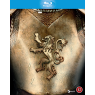 Game Of Thrones - Sesong 6 - PK Eksklusivt Lannister Cover (BLU-RAY)