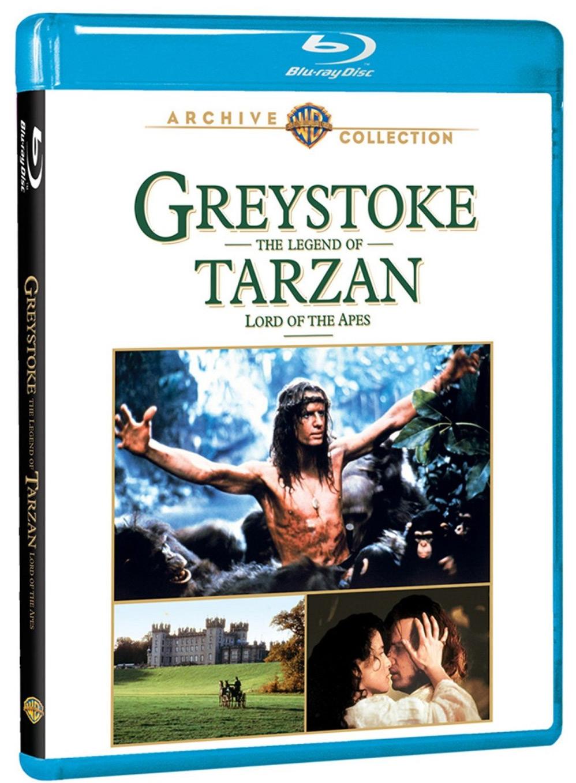 engelsk film Tarzan mannen ape gratis nakenbilder
