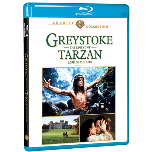 Greystoke - The Legend Of Tarzan (BLU-RAY)