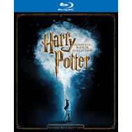 Harry Potter - Den Komplette Samlingen (BLU-RAY)