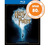 Produktbilde for Harry Potter - Den Komplette Samlingen (BLU-RAY)