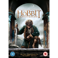 The Hobbit - The Battle Of The Five Armies (UK-import) (DVD)