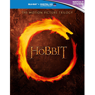 Produktbilde for The Hobbit - The Motion Picture Trilogy (UK-import) (BLU-RAY)