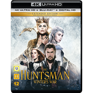 The Huntsman: Winter's War - Extended Edition (4K Ultra HD + Blu-ray)