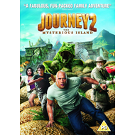 Journey 2 - The Mysterious Island (UK-import) (DVD)