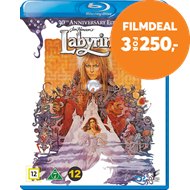 Produktbilde for Labyrinth - 30th Anniversary Edition (BLU-RAY)