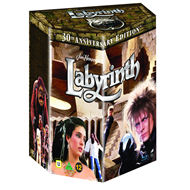 Labyrinth - 30th Anniversary Edition Giftset (BLU-RAY)