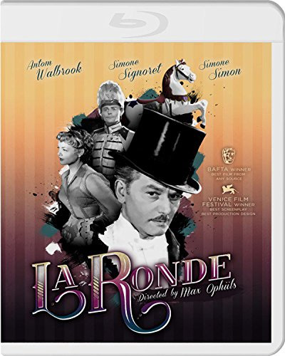 La Ronde (UK-import) (BLU-RAY)