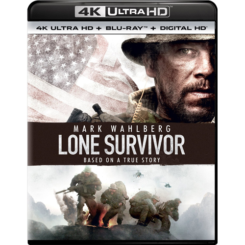 Lone Survivor (4K Ultra HD + Blu-ray)