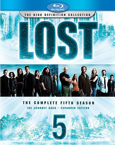 Lost - Sesong 5 (BLU-RAY)