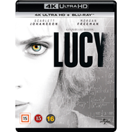 Lucy (4K Ultra HD + Blu-ray)