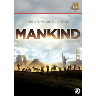 Mankind - The Story Of All Of Us (DVD - SONE 1)