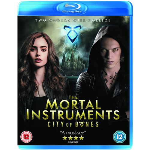 The Mortal Instruments: City of Bones (UK-import) (BLU-RAY)