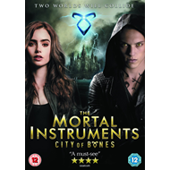 The Mortal Instruments: City of Bones (UK-import) (DVD)