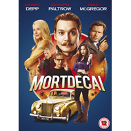 Mortdecai (UK-import) (DVD)