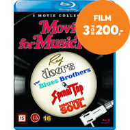 Produktbilde for Movies For Music Fans (DK-import) (BLU-RAY)