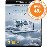 Produktbilde for Oblivion (4K Ultra HD + Blu-ray)