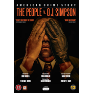 American Crime Story - Sesong 1: The People V. O.J. Simpson (DVD)