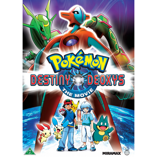 Pokemon - Destiny Deoxys (DVD)