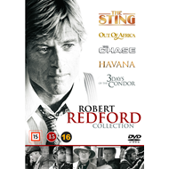 Robert Redford Box Set (DK-import) (DVD)