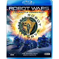 Robot Wars (UK-import) (BLU-RAY)