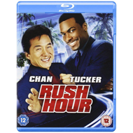 Rush Hour (UK-import) (BLU-RAY)