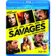 Savages - Unrated Version (UK-import) (BLU-RAY)