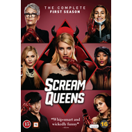 Scream Queens - Sesong 1 (DVD)