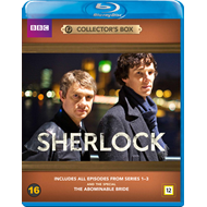 Produktbilde for Sherlock - Collector's Box (BLU-RAY)
