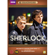Sherlock - Collector's Box (DVD)