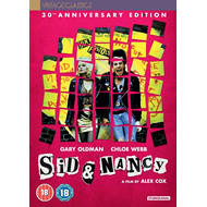 Sid And Nancy - 30th Anniversary Edition (UK-import) (DVD)