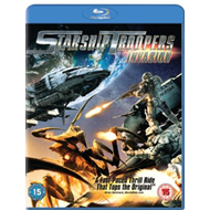 Starship Troopers: Invasion (UK-import) (BLU-RAY)