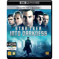 Star Trek - Into Darkness (4K Ultra HD + Blu-ray)