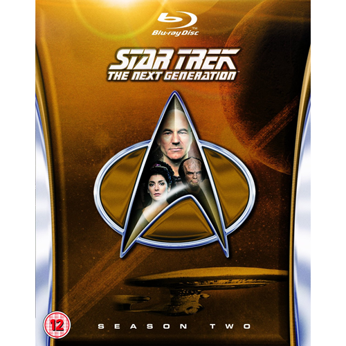 Star Trek - The Next Generation - Sesong 2 (BLU-RAY)