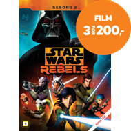 Star Wars: Rebels - Sesong 2 (DVD)