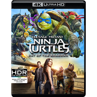 Teenage Mutant Ninja Turtles - Out Of The Shadow (4K Ultra HD + Blu-ray)