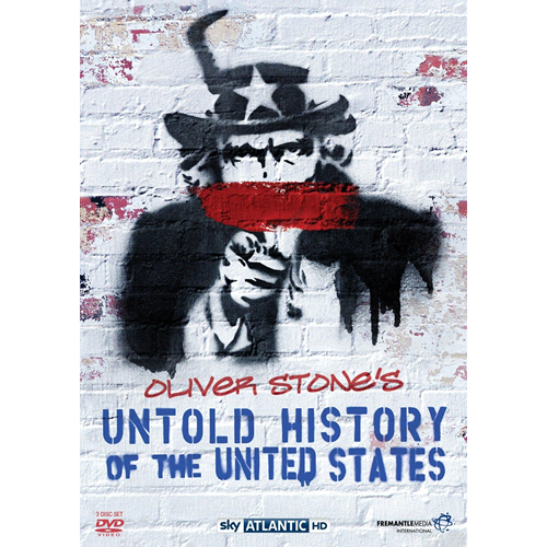 The Untold History Of The United States (UK-import) (DVD)