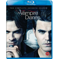 The Vampire Diaries - Sesong 7 (BLU-RAY)