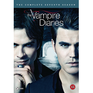 The Vampire Diaries - Sesong 7 (DVD)
