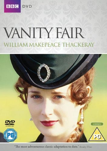 Vanity Fair (UK-import) (DVD)