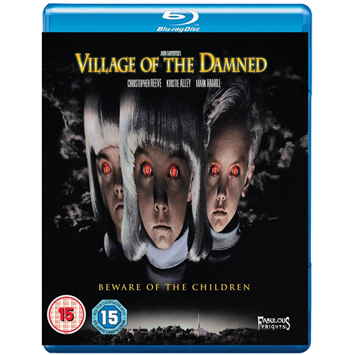 Villiage Of The Damned (UK-import) (BLU-RAY)