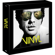 Vinyl - Sesong 1 - Limited Edition (BLU-RAY + VINYL)
