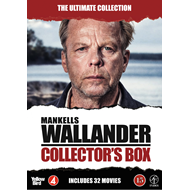 Wallander - The Ultimate Collection (DVD)
