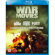 War Movies - Volume 1 (BLU-RAY)
