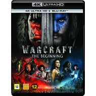 Warcraft - The Beginning (4K Ultra HD + Blu-ray)