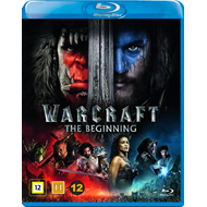 Warcraft - The Beginning (BLU-RAY)