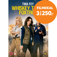 Produktbilde for Whiskey Tango Foxtrot (DVD)