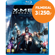 Produktbilde for X-Men: Apocalypse (BLU-RAY)