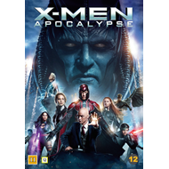 X-Men: Apocalypse (DVD)