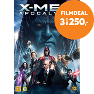 Produktbilde for X-Men: Apocalypse (DVD)